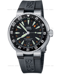 Oris Diver Men's Watch Model 668.7639.84.54.RS