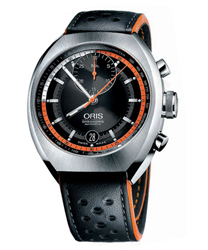 Oris Chronoris Men's Watch Model 672.7564.41.54.LS