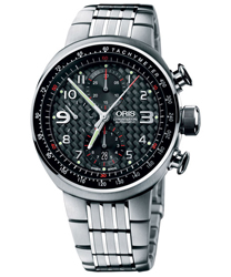 Oris Williams TT3 Men's Watch Model 674.7587.72.64.MB