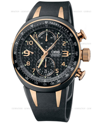 Oris Williams TT3   Model: 674.7587.77.64.RS