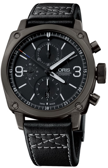 Oris BC4 Men's Watch Model 674.7616.4284.SET