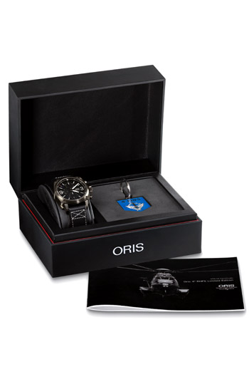 Oris BC4 Men's Watch Model 674.7616.4284.SET Thumbnail 2