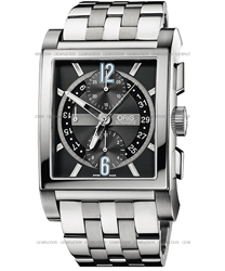Oris Rectangular Mens Wristwatch