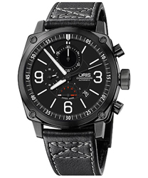 Oris BC4 Men's Watch Model: 674.7633.47.94.LS