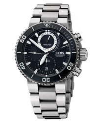 Oris Carlos Coste Men's Watch Model 674.7655.7184.SET