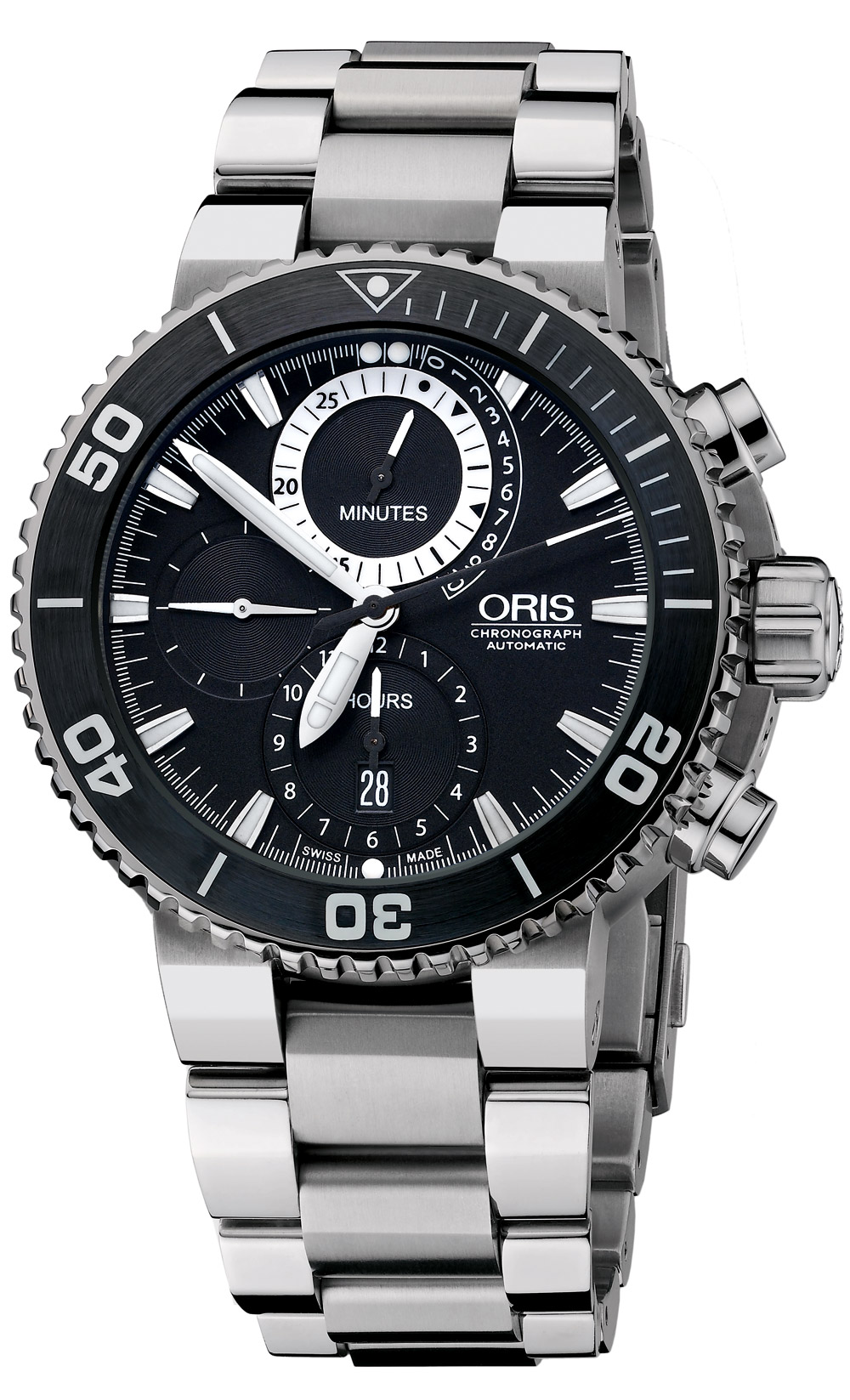 Oris carlos coste limited edition men 39 s watch model for Oris watches