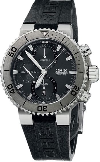 Oris Aquis Men's Watch Model 67476557253RS