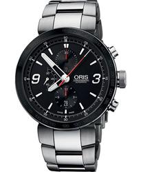 Oris TT1 Mens Wristwatch Model: 67476594174MB