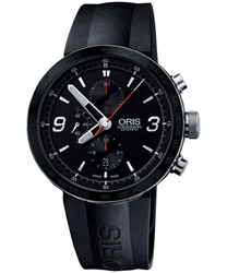 Oris TT1 Mens Wristwatch Model: 67476594174RS