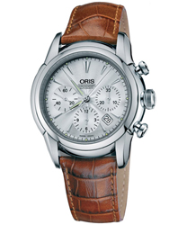 Oris Artelier Men's Watch Model 676.7547.40.51.LS