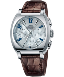 Oris Frank Sinatra Men's Watch Model 676.7574.40.61.LS