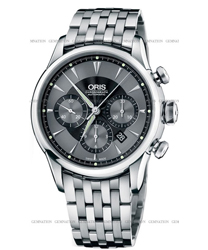 Oris Artelier Men's Watch Model 676.7603.4054.MB