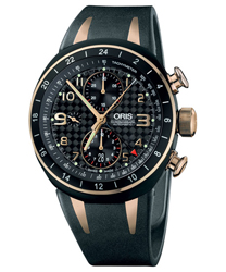 Oris Williams TT3   Model: 677.7590.77.64.RS