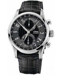 Oris Raid Mens Wristwatch