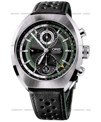 Oris Chronoris Mens Wristwatch