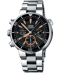 Oris Carlos Coste Men's Watch Model 678.7598.71.84.SET