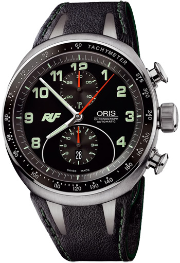 Oris TT3 Men's Watch Model 683.7611.7284-SET
