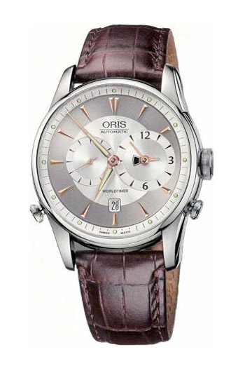 Oris Artelier Men's Watch Model 690.7581.40.51.LS
