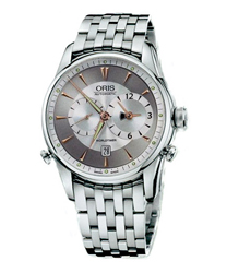 Oris Artelier Men's Watch Model 690.7581.40.51.MB
