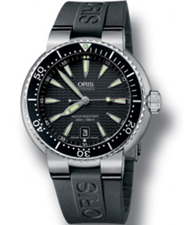 Oris Diver Men's Watch Model 733 7533 8454 RS