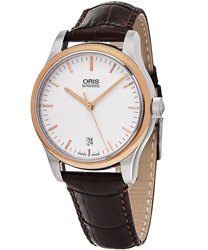Oris Classic Men's Watch Model: 733 7578 4351 LS