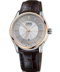Oris Artelier Men's Watch Model 733 7591 4351 LS