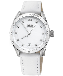 Oris Artix Ladies Watch Model 733 7671 4196 LS