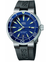 Oris TT1 Men's Watch Model 733.7533.85.55.RS