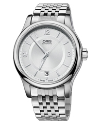 Oris Classic Men's Watch Model: 733.7578.40.31.MB