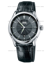 Oris Artelier Men's Watch Model 733.7591.40.54.LS