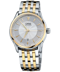 Oris Artelier Men's Watch Model 733.7591.4351.MB