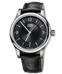 Oris Classic Men's Watch Model: 733.7594.4034.LS