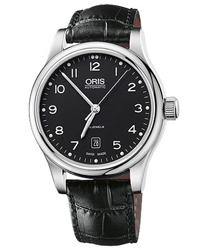 Oris Classic Men's Watch Model 733.7594.4094.LS