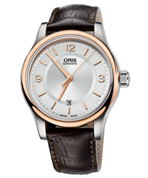 Oris Classic Men's Watch Model: 733.7594.4331.LS