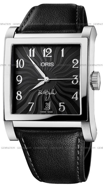 Oris Bob Dylan Men's Watch Model 733.7618.4084.LS