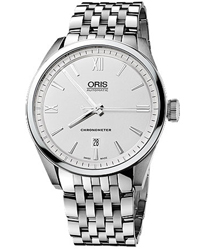 Oris Artix Mens Wristwatch Model: 733.7642.4051.MB