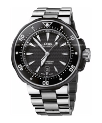 Oris Diver Men's Watch Model: 733.7646.7154.MB