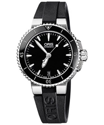 Oris Aquis  Ladies Watch Model 733.7652.4154.RS