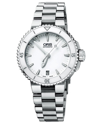 Oris Aquis Ladies Watch Model 733.7652.4156.MB