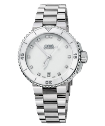 Oris Aquis Ladies Watch Model 733.7652.4191.MB