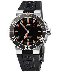 Oris Aquis Men's Watch Model 733.7653.41.59.RS