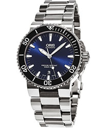 Oris Aquis Men's Watch Model 733.7653.4135.MB