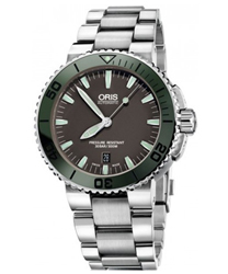 Oris Aquis Men's Watch Model 733.7653.4137.MB