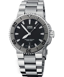 Oris Diver Men's Watch Model 733.7653.4153.MB