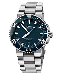 Oris Diver Men's Watch Model 733.7653.4155.MB