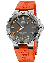 Oris Aquis Men's Watch Model 733.7653.4158.RS