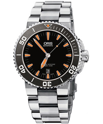 Oris Aquis Men's Watch Model 733.7653.4159.MB