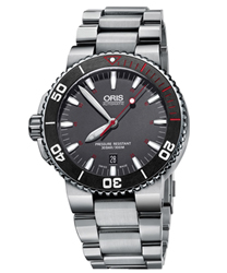 Oris Aquis Men's Watch Model 733.7653.4183.MB