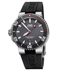 Oris Aquis Men's Watch Model 733.7653.4183.RS