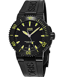 Oris Aquis Men's Watch Model 733.7653.4722.RS